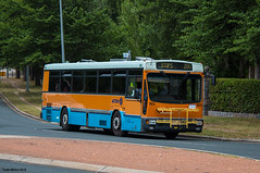 BUS 903 Coranderrk (kommissar_todd06) Tags: canberra actionbuses