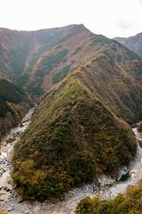 TOKUSHIMA DAYS - Iya valley (junog007) Tags: autumn mountain tree japan river nikon shikoku tokushima autumnalleaves d800 iya 2470mm nanocrystalcoat