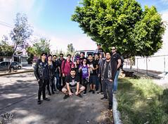 Conquistando Aguascalientes (andresknig (https://goo.gl/L9s5x9)) Tags: amigos punk guadalajara hardcore aguascalientes roadto laescena