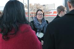 Walk Through Junction Blvd with DOT (Council Member Julissa Ferreras-Copeland) Tags: vision zero eastelmhurst councilmemberjulissaferreras