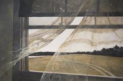 _KMW1747 (Kate Marsh Weatherall) Tags: sea window wind wyeth curtains andrewwyeth windfromthesea