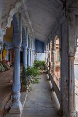 Bhonsale Palace, Varanasi (ghostwheel_in_shadow) Tags: india asia varanasi kashi banaras benares uttarpradesh banares bhonsaleghat bhonsalepalace