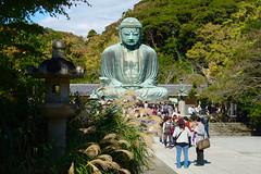 Great Buddha (timtram) Tags: statue japan buddha kamakura daibutsu amitabha kotokuin greatbuddha amidabutsu
