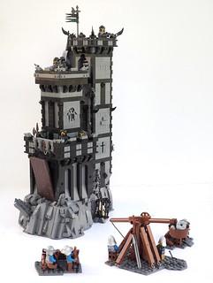 Grimhold Castle Siege