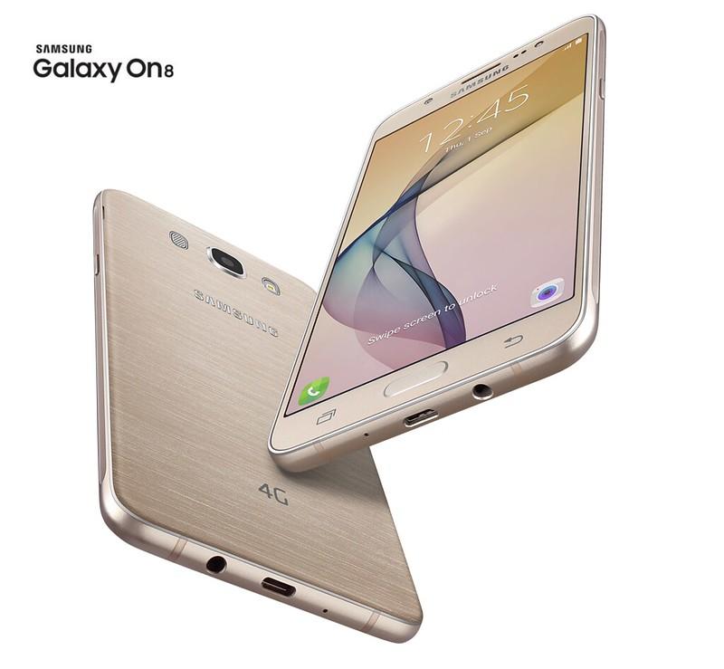 samsung galaxy on8 smartphone latest