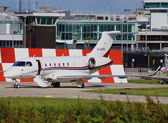 Centreline Air Charter Legacy 500 G-HARG. 09/10/16. (Cameron Gaines) Tags: centreline air charter embraer legacy 500 gharg parked signature aviation it first flew march 2016 ppljd prior being delivered was 23rd man egcc bizjet business jet avgeek planemad plane aircraft