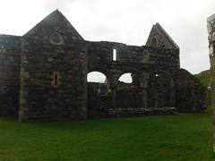 Iona Nunnery 6 (StaircaseInTheDark) Tags: iona ionaisle isleofiona scotland britain greatbritain uk unitedkingdom nunnery ionanunnery