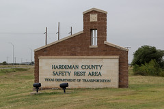 Hardeman County, Texas (twm1340) Tags: hardeman county tx texas rest area stop us287 highway