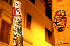Roma. Rione Monti. Street art-sticker art by Lus57, street art by Gregos (R come Rit@) Tags: italia italy roma rome ritarestifo photography streetphotography rionemonti rione monti streetart arte art arteurbana streetartphotography urbanart urban wall walls wallart graffiti graff graffitiart muro muri streetartroma streetartrome romestreetart romastreetart graffitiroma graffitirome romegraffiti romeurbanart urbanartroma streetartitaly italystreetart contemporaryart artecontemporanea artedistrada sticker stickers stickerart stickerbomb stickervandal slapart label labels adesivi signscommunication roadsign segnalistradali signposts trafficsignals sculptures sculture scultura sculpture 3d gregos lus57
