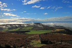 As Good As It Gets (RoystonVasey) Tags: canon eos m 1855mm zoom north yorkshire moors nymnp cringle moor viewpoint low cloud inversion clearing