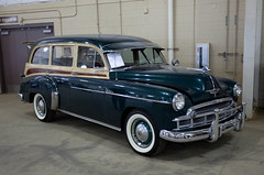 1949 Chevrolet Station Wagon (coconv) Tags: car cars vintage auto automobile vehicles vehicle autos photo photos photograph photographs automobiles antique picture pictures image images collectible old collectors classic blart 1949 chevrolet station wagon 49 chevy tin woody