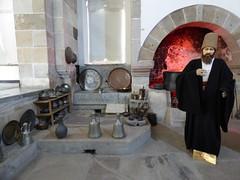 Konya - Mevlana Turbesi, museum, dining room reconstruction (2) (damiandude) Tags: rumi dervish sufi