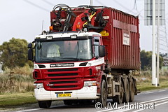 Scania P420  NL  'Van Vliet Contrans' 161104-021-c4 ©JVL.Holland (JVL.Holland John & Vera) Tags: scaniap420 nl vanvlietcontrans truck transport vervoer netherlands nederland holland europe canon jvlholland