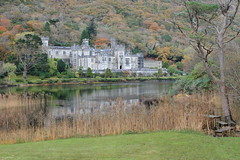 Kylemore Abbey, Connemara, Co Galway (Colin Rigney) Tags: connemara cogalway ireland canoneos7d colinrigney irishlandscape landscape kylemoreabbey kylemore abbey autumn reflection water
