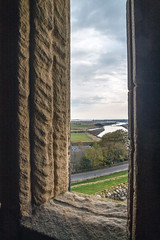Warkworth Castle, window with a view (Beth Hartle Photographs2013) Tags: castle northumberland warkworth percy historic