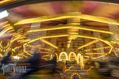 In a Spin (Sue_Hutton) Tags: carousel loughborough loughboroughfair november2016 autumn lights rides stalls