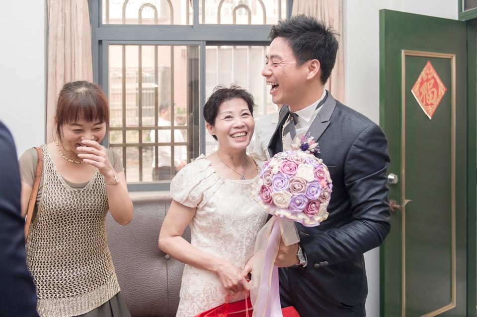 台南婚攝 婚禮紀錄 情定婚宴城堡 C & M 021