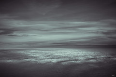 cloudscape II (*altglas*) Tags: cloudscape cloudscapes ir infrared infrarot clouds wolken monochrome