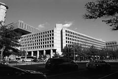 More FBI (.:Axle:.) Tags: washington districtofcolumbia washingtondc usa capital capitalcity nationalcapital urban city downtown federaltriangle nikon nikonf5 afsnikkor1424mm128g kodak kodakplusx5431 plusx 5431 asa125