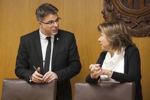 Sessió Ordinària de Consell de Comú d'Andorra la Vella