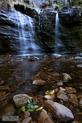 Fairy Bower Falls (seantaylorphotography) Tags: nature national waterfall water river falls park morton hike hiking walk walking aus australia new south wales nsw explore adventure excitement beautiful landscape scenery long exposure canon 5d 5d2 5dmk2 1740 1740l