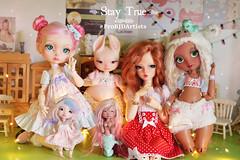 Stay True ♥ (Shimiro Kestrel) Tags: bjd doll cerisesdolls cerisedollspoulpy lillycat lillycatpoulpy frenchbjd minifee minifeechloe dustofdolls krot krotkëte zouhspun depthsdolls depthdolls deilf mermaid siren cute kawaii probjdartists bjdphotography bjdportrait bjdcustom
