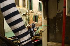 Italy - Venice 2016 (Tsiolis Alexandros) Tags: streetphotography street color people photography italy venice gondolier gondola