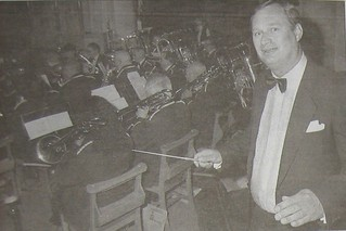 ON THE BEAT: Supt David Pryer gives Cranbrook Town Band some Stick on Saturday