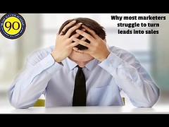Why most marketers struggle to turn leads into sales (garry21) Tags: garry mclachlans online marketing success tips