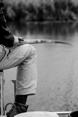 Als ze me missen, ben ik vissen (24)