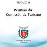 Reunião da Comissão de Turismo - 16/04/19