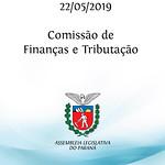 Comissão de Finanças e Tributação 22/05/2019