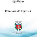 Comissão de Esportes 17/06/2019