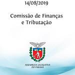 Comissão de Finanças e Tributação 14/08/2019
