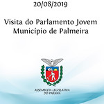 Visita do Parlamento Jovem - Município de Palmeira