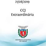 CCJ Extraordinária 21/08/2019