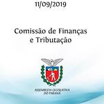 Comissão de Finanças e Tributação 11/09/2019