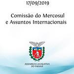 Comissão do Mercosul e Assuntos Internacionais