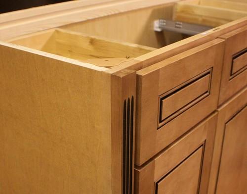 Kraftmaid Maple Bathroom Vanity Sink Base Cabinet 48 Quot W