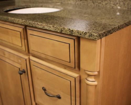 Grand Bay Bykraftmaid Bathroom Vanity Sink Base Cabinet 48